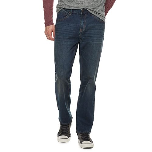 Big & Tall Unionbay Mercer Straight-Fit 5-Pocket Jeans