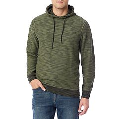 Big & Tall Unionbay Pismo Textured Pullover Hoodie