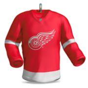 NHL Detroit Red Wings Jersey 2018 Hallmark Keepsake Christmas Ornament