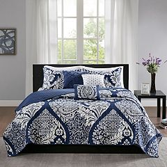 Madison Park Marcella 6-piece Coverlet Set