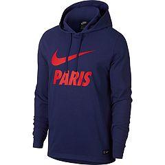 Men's Nike Paris Saint Germain Club Hoodie