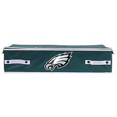 Franklin Sports Philadelphia Eagles Small Under-the-Bed Storage Bin