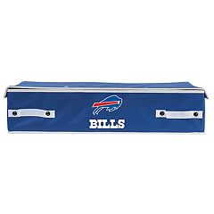 Franklin Sports Buffalo Bills Small Under-the-Bed Storage Bin