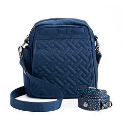 Lug Flapper Convertible Crossbody Bag