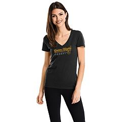 Women's Majestic Vegas Golden Knights Hockey Tee