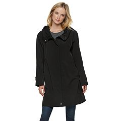 Women's Gallery Hooded Rain Jacket