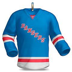 NHL New York Rangers Jersey 2018 Hallmark Keepsake Christmas Ornament