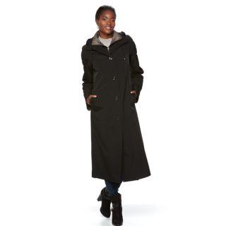 Women's Gallery Long Rain Coat