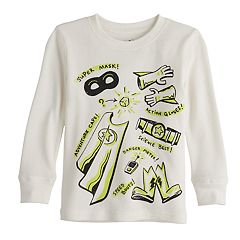 Toddler Boy Jumping Beans® Thermal Graphic Tee
