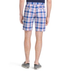 Men's IZOD Classic-Fit Madras Plaid Shorts