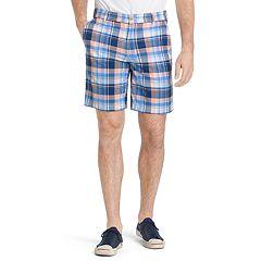 Men's IZOD Classic-Fit Madras Plaid Shorts
