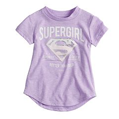 Baby Girl Jumping Beans® DC Comics 'Supergirl' Graphic Tee