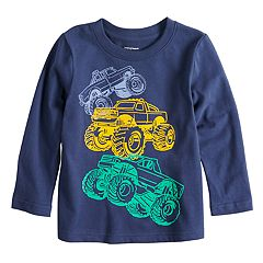 Toddler Boy Jumping Beans® Jersey Softest Graphic Tee