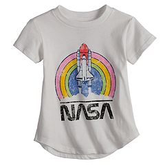 Baby Girl Jumping Beans® NASA Graphic Tee