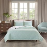 Madison Park Cambay 3-piece Reversible Coverlet Set