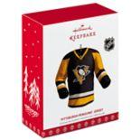 NHL Pittsburgh Penguins Jersey 2018 Hallmark Keepsake Christmas Ornament