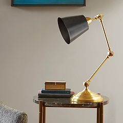 Madison Park Signature Brooks Industrial Table Lamp