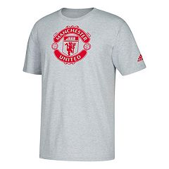 Men's adidas Manchester United Brushed Tee