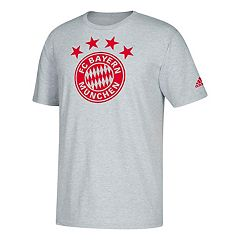 Men's adidas FC Bayern Brushed Tee