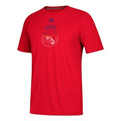 Men's adidas Real Madrid CF Redirection Logo Tee