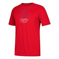 Men's adidas FC Bayern Redirection Logo Tee