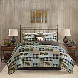 Woolrich Twin Falls Oversized 4-piece Quilt Set