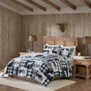 Woolrich Sweetwater Oversized 4-piece Quilt Set
