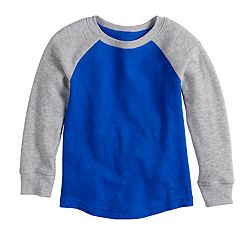 Toddler Boy Jumping Beans® Thermal Raglan Top