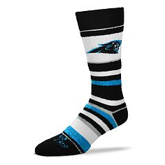 944c9df39 Women's For Bare Feet For Bare Feet Carolina Panthers Crew Cut Socks