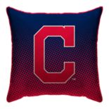 Pegasus Cleveland Indians Dot Fade Decorative Pillow