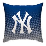 Pegasus New York Yankees Dot Fade Decorative Pillow