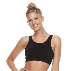 Tek Gear® Seamless Layered Low-Impact Sports Bra