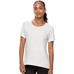 Women's Tek Gear® Terry Short Sleeve Top