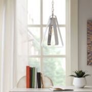 Urban Habitat Colton Triangle Pendant Lamp