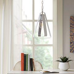Urban Habitat Colton Triangle Pendant Lamp