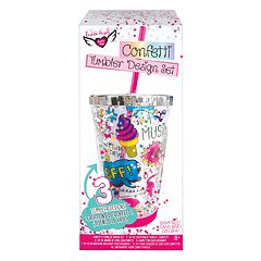 Fashion Angels Confetti Tumbler Design Set