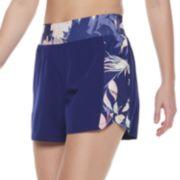 Women's Tek Gear® Side Pocket Shorts