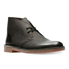 Clarks Bushacre 2 Men's Leather Chukka Boots