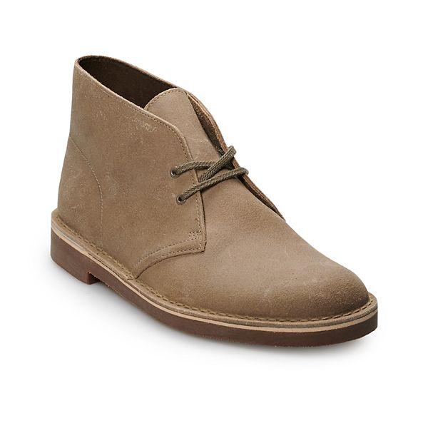 pérdida Atar Estar satisfecho  Clarks® Bushacre 2 Men's Suede Chukka Boots