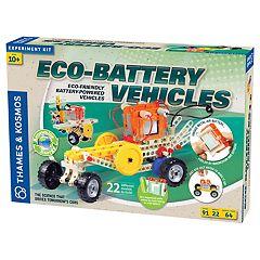Thames & Kosmos Eco-Battery Vehicles