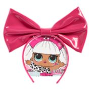 Girls 5-12 L.O.L. Surprise! Pink Big Bow Headband