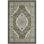 Maples Windsor Elizabeth Framed Floral Rug