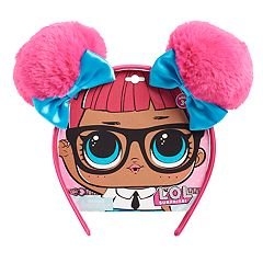 Girls 5-12 L.O.L Surprise! Double Pom Headband