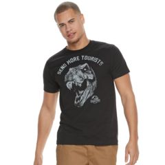Men's Jurassic World 'Send More Tourists' Tee