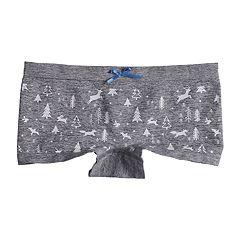 Girls 7-16 Maidenform Seamless Winter Minishort Panties