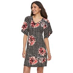 Women's Apt. 9® Flutter Shift Dress