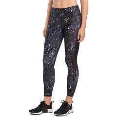 Women's Jockey Sport Interstellar Mid-Rise Ankle Leggings