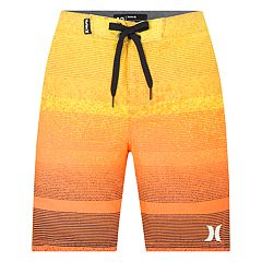 Boys 4-7 Hurley Zion Striped Boardshorts