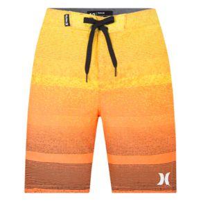 Boys 4-7 Hurley Zion Striped Boardshorts