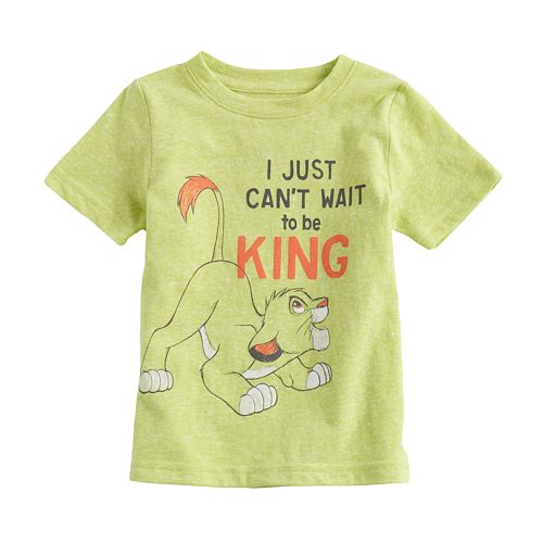 a381225d Disney's The Lion King Baby Boy Simba